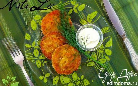 Рецепт Оладьи из цукини (Zucchini Pancakes)