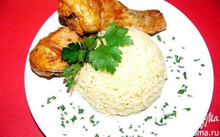 Рецепт Курица из рукава