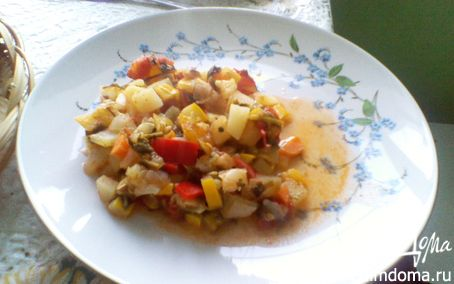 Рецепт Овощное рагу