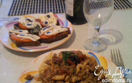 Рецепт Будничный ужин