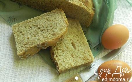 Рецепт Хлеб с семечками