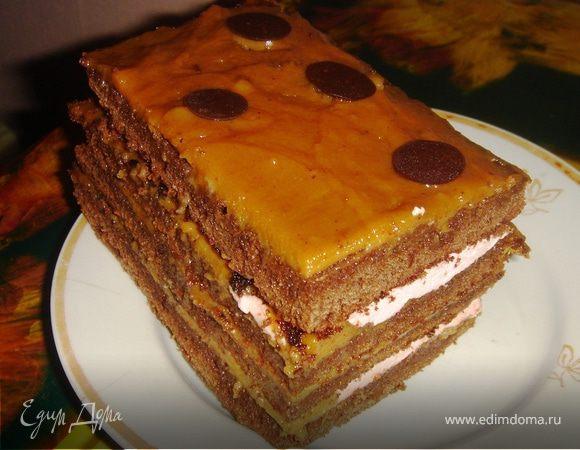 "Торт ""BROWN SOUL"""