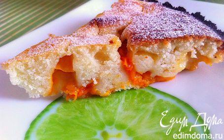 Рецепт Easy Apricot Cobbler