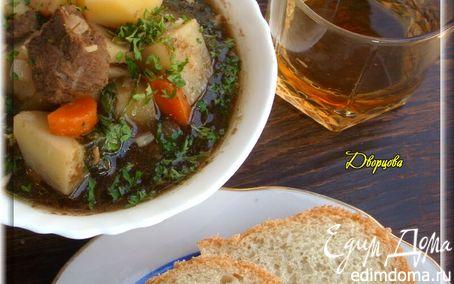 Рецепт Ирландское рагу в пиве Гиннес