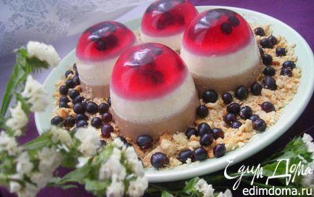 Рецепт Quattro Mascarpone ( десерт)