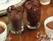Шоколадные пудинги