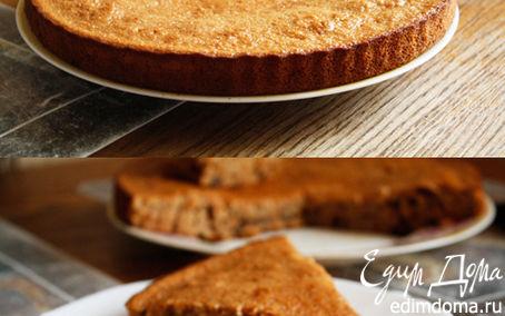 Рецепт Пирог с малиновым вареньем