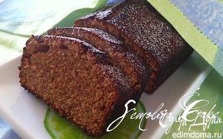 Рецепт Semolina Cake (Манный кекс)