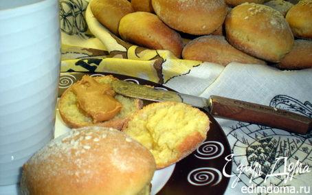 Рецепт Английские булочки для бургеров