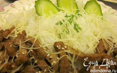 Рецепт Терияки из свинины