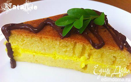 Рецепт Лимонный кекс в мультиварке