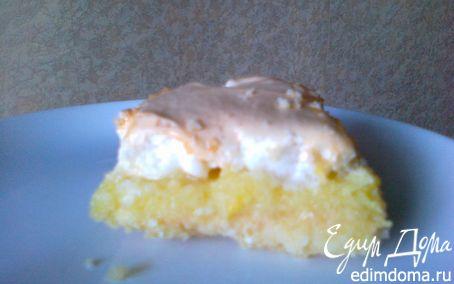 Рецепт Цитрусовый пирог