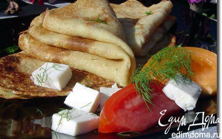 Рецепт Блины из кабачков