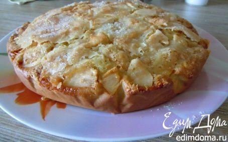 Рецепт Яблочная шарлотка