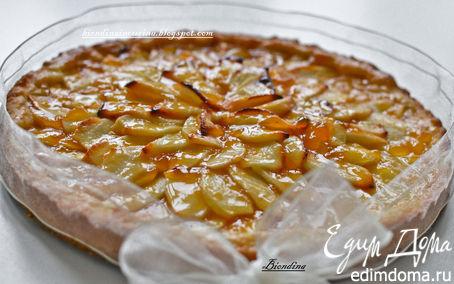 Рецепт Французский яблочный пирог