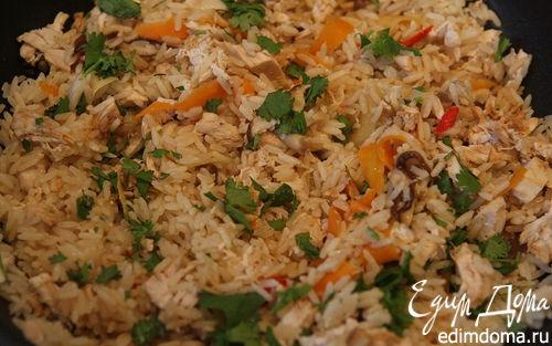 Рецепт Рисовая каша по-китайски