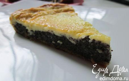 Рецепт Нежный пирог с маком