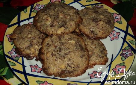 Рецепт Фисташковое печенье
