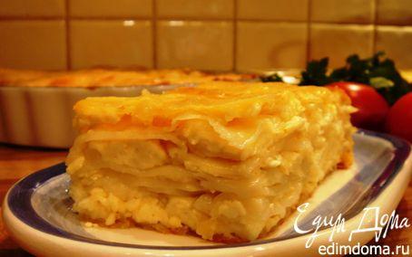 Рецепт Ачма-грузинская лазанья:)