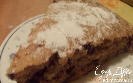 Рецепт Пирог, поднимающий настроение!