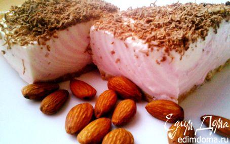 Рецепт Легкий йогуртовый торт