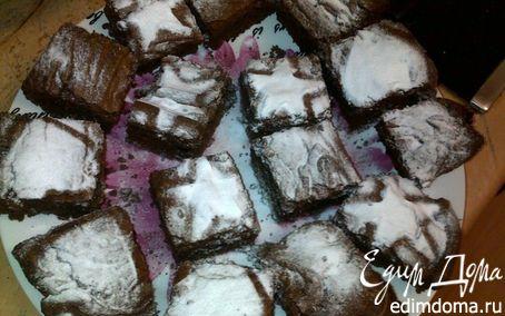 Рецепт Шоколадный Брауни