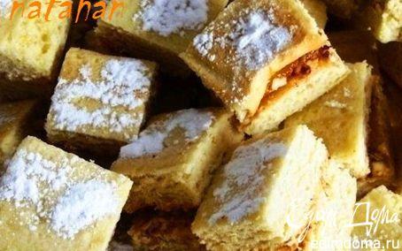 Рецепт Коврижка с грецкими орехами