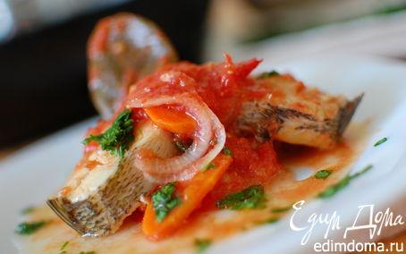 Рецепт Рыба по-восточному.