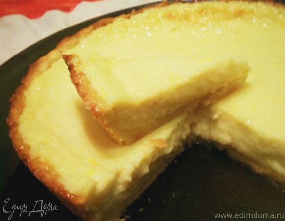 Рецепт лимонного пирога от высоцкой
