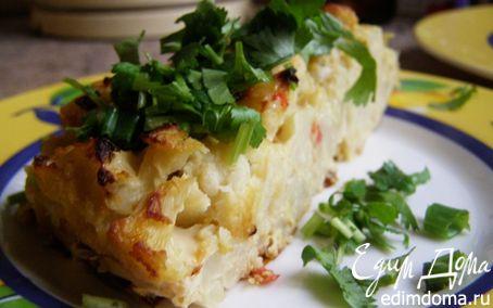 Рецепт Запеканка из цветной капусты