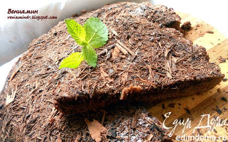 Рецепт Чрезвычайно шоколадный тарт:)