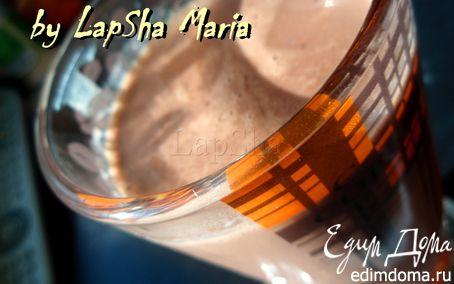 Рецепт Апельсиновый горячий шоколад для Галиюши