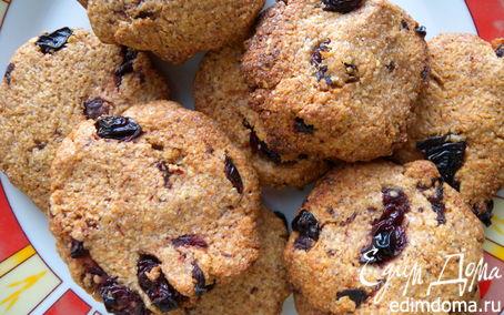 Рецепт Злаковое печенье (Нордик)