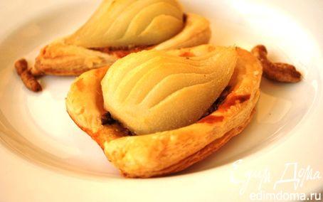 Рецепт Пирожные с грушами