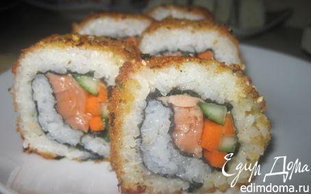 Рецепт Горячие суши