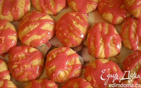 Рецепт Лимонно-апельсиновое печенье