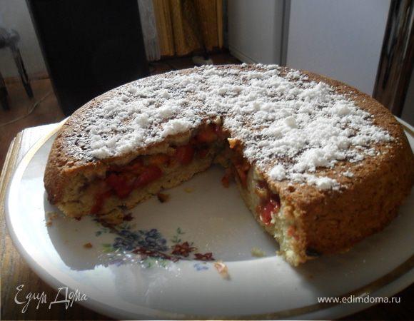 Пирог с боярышником