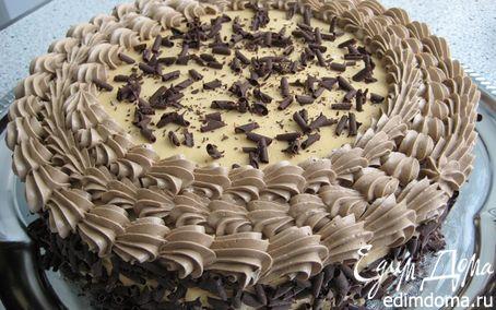 Рецепт Кофейный торт