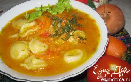 Рецепт Пельмешки в соусе.