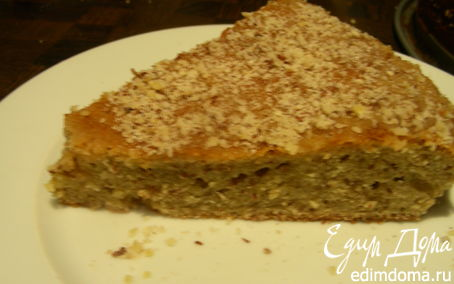 Рецепт Каридопита, греческий пирог с грецкими орехами