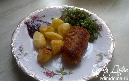 Рецепт Телятина с вишней