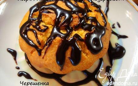 Рецепт Апельсиновые маффины с кумкватом