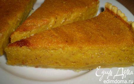 """Рецепт """"Pumpkin Pie"""" для Sinderella"""