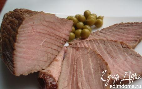 Рецепт Ростбиф. Мясо по-английски