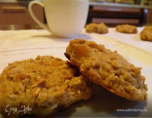 Овсяное печенье из книги П.Сувлос