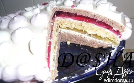 Рецепт Многослойный торт