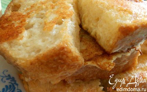 Рецепт Гренки с сыром