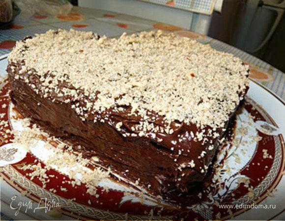Торт Ленивый