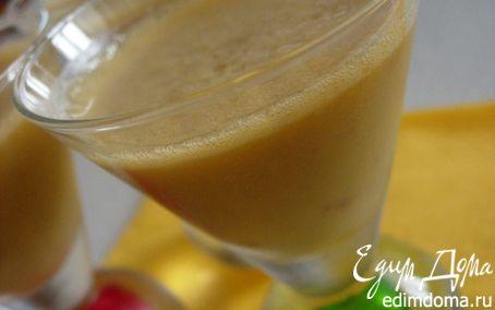 Рецепт Сабайон с малиной для Elena Azdora