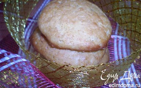 Рецепт Апельсиново-имбирное печенье